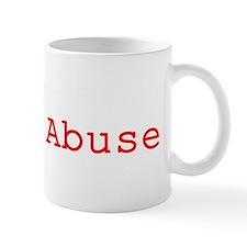 war is child abuse Mug