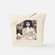 VntageDollToteBag Tote Bag