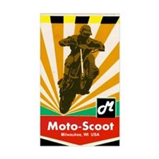 MOTOCROSS VINTAGE Decal