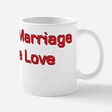 privatize marriage Mug