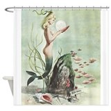 Pinup Shower Curtains