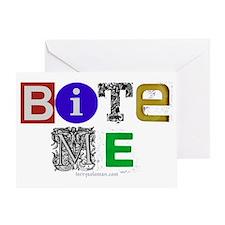 biteme1210p Greeting Card