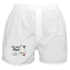Disappointed Cow Boxer Shorts