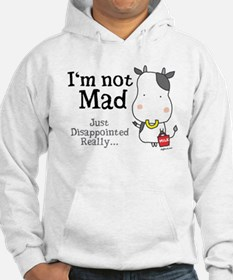 Disappointed Cow Hoodie