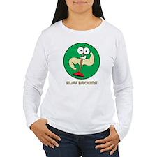 Buff Brooms T-Shirt