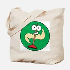 Buff Brooms (NO WORDS) Tote Bag
