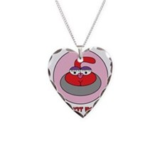Red Hot Rocks Necklace
