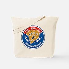 156th AVN Co Tote Bag