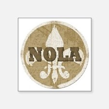 "NOLA Square Sticker 3"" x 3"""