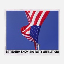 patriot Throw Blanket