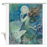 Mermaid Shower Curtains