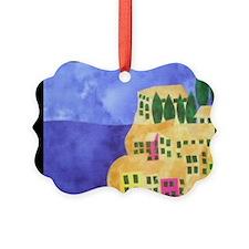 cinque-terre Picture Ornament