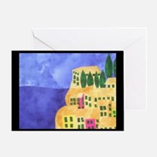 cinque-terre Greeting Card