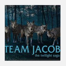 240T Team Jacob Tile Coaster