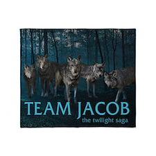 240T Team Jacob Throw Blanket