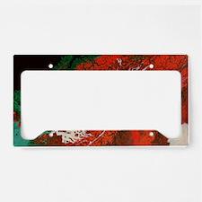 BritishColumbia License Plate Holder