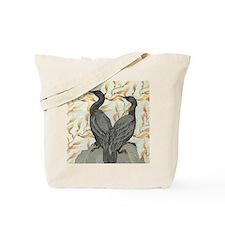 cormorant2SQUARE Tote Bag