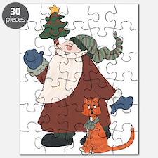 Juggling Santa Puzzle
