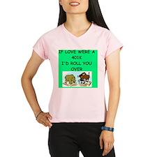 money lover Performance Dry T-Shirt
