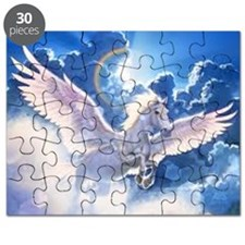pegasus flying high Puzzle