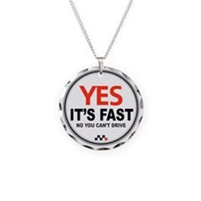Yes Its Fast copy_2 Necklace