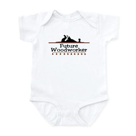 Future Woodworker Infant Bodysuit