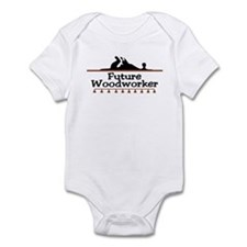 Future Woodworker Infant Bodysuit