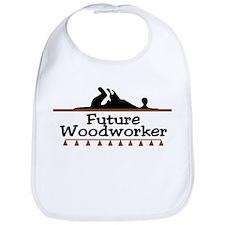 Future Woodworker Bib