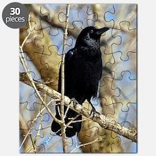 Crow Puzzle
