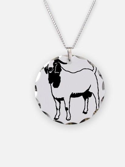 Boer Necklace