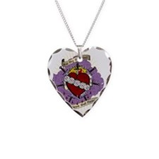 ImmaculateHeartInkCP Necklace
