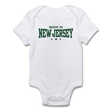 Made In New Jersey Infant Bodysuit