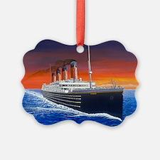 Titanic Ornament