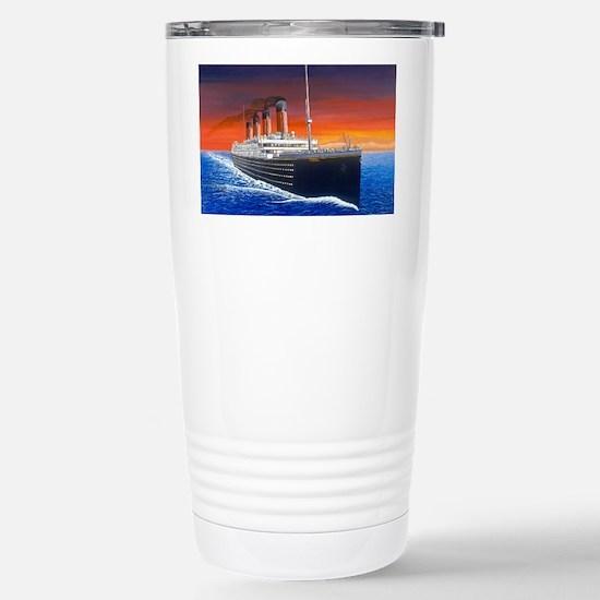 Titanic Stainless Steel Travel Mug