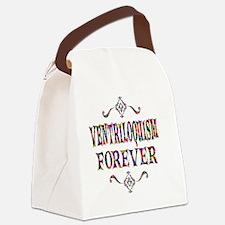 vent Canvas Lunch Bag