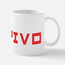 Powered By Pivo Small Small Mug