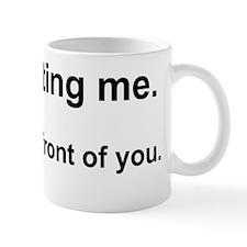 Texting Humor Mug