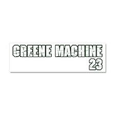 greenmachine Car Magnet 10 x 3