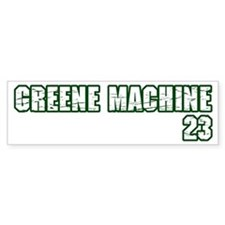 greenmachine Bumper Sticker