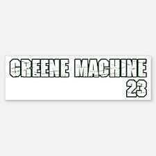 greenmachine Sticker (Bumper)