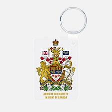 Canada COA Keychains