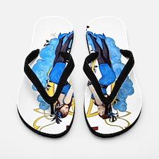 Gemini_signed Flip Flops