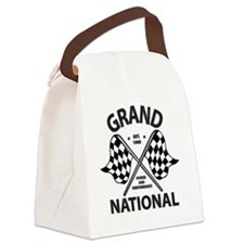 gRAND NAT RACE Canvas Lunch Bag
