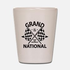 gRAND NAT RACE Shot Glass