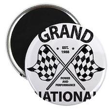 gRAND NAT RACE Magnet