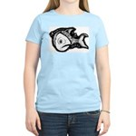 Jesse's Tree Fish Women's Light T-Shirt