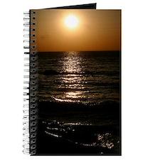 Lighthouse Effect Sunset Journal