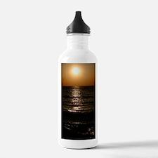 Lighthouse Effect Suns Water Bottle