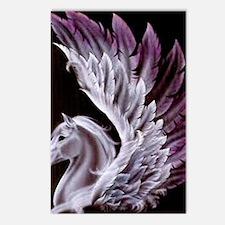 Purple Pegasus Postcards (Package of 8)