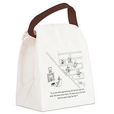 cal flyinpaint Canvas Lunch Bag